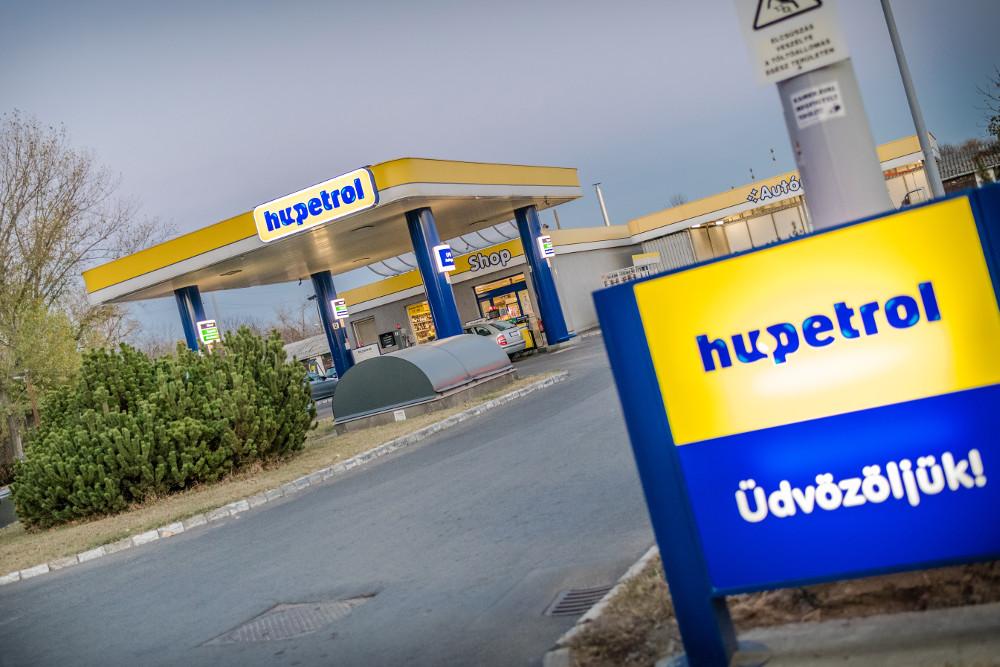 hupetrol Szeged